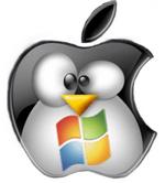 Como arreglar Windows, Mac o Linux en solo dos pasos [Humor] [Infografía]