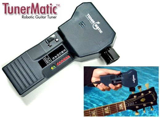 Un gadget de utilidad para guitarristas (acústica o eléctrica)