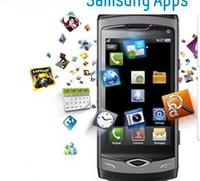 La tienda de aplicaciones Samsung