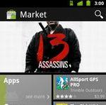 Google anuncia el lanzamiento del nuevo Android Market para teléfonos
