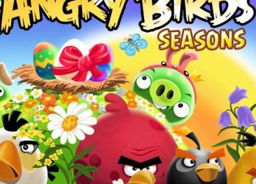 Truco para Angry Birds sobre Samsung Galaxy SII