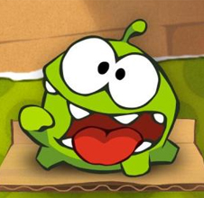 Cut the rope: El juego más popular en Iphone y Android