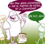 Los deportes geeks #Humor gráfico