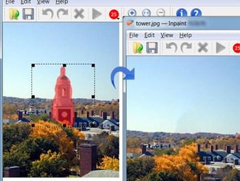 Programas para remover objetos de fotos para PC/MAC