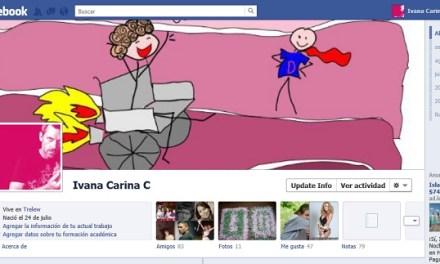 Probando el Timeline de Facebook. [En estado beta todavía] #Video