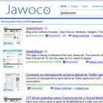 Jawoco, nuevo buscador algunas funciones extras