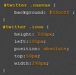 Logos famosos creados solo con CSS
