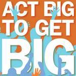 Actúa a lo grande para ser grande o como hacer crecer tu página web o blog