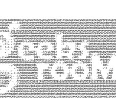 Ascgen2: Arte con caracteres ASCII