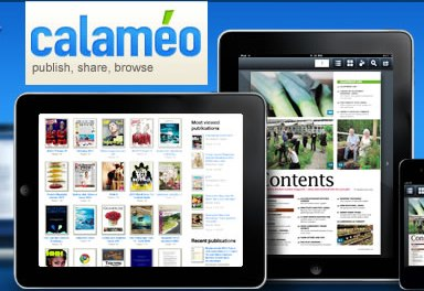 Calameo: Insertar publicaciones en pdf en tu blog o página web / cualquier dispositivo