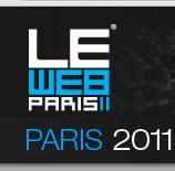 Participá virtualmente de la Conferencia #LeWeb 11 en Paris / ahora