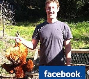 Ahora que se filtraron fotos privadas de  Zuckerberg, puede ser que Facebook reaccione