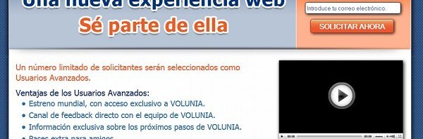 Volunia, nuevo buscador que desafiaría a Google. [Beta]