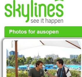 Skylines: Encuentra las mejores fotos de los eventos populares en Twitter