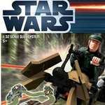 Scalextric lanzará dos pistas de carreras de Star Wars