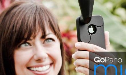 GoPano: Un accesorio para tu iPhone para tomar fotos 360°