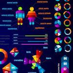 Elementos gráficos gratuitos para crear tus propias infografías