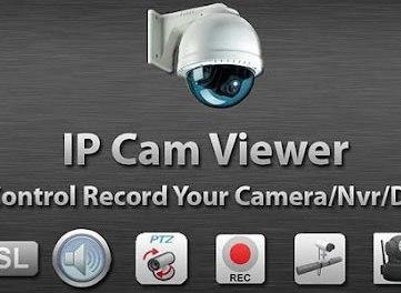 Controla una cámara Web IP con tu teléfono