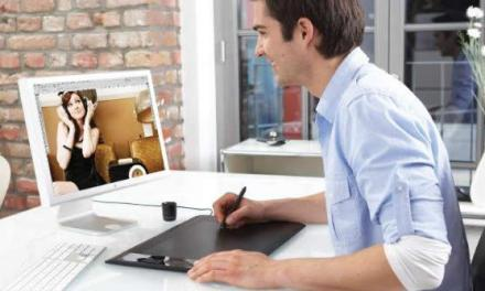 Especial para diseñadores: La tableta de lápiz Wacom Intuos5