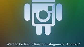 ¿Quieres ser el primero que tenga Instagram para Android?