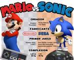 Mario vs Sonic, una comparativa completa