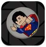 Super Hero Movie Maker, aplicación gratis de iOS para crear animaciones stop motion con LEGO