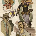 Rockabilly-Batgirl-Gordon-Alfred-Medri