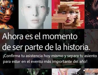 No te pierdas la presentación de Adobe CS6 en Buenos Aires