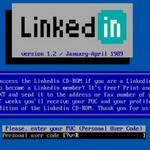 Cómo hubiera sido LinkedIn en los 80's #Video #Humor