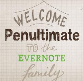 Evernote adquiere Penultimate, una aplicación para dibujar en tu iPad