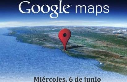 Google Maps presentará novedades