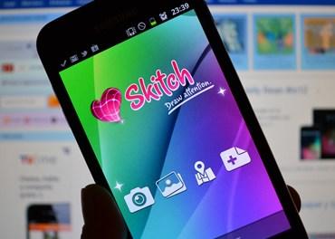 Skitch: Para dibujar sobre tus fotografías o mapas en el propio teléfono