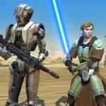Star Wars: The Old Republic en un par de meses se podrá jugar gratis