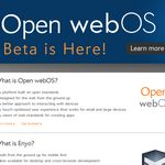 HP lanza la beta de Open WebOS