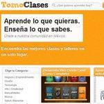 TomoClases, un startup para maestros y alumnos de Latinoamérica
