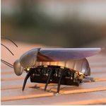 iPhone Controlled Insects, pequeños robots insectos controlados a través de dispositivos iOS
