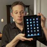 Simon Pierro, un mago que le da vida al iPad con trucos sorprendentes para la Navidad