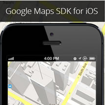 Google Geo Developers: Se actualizó Google Maps SDK para iOS