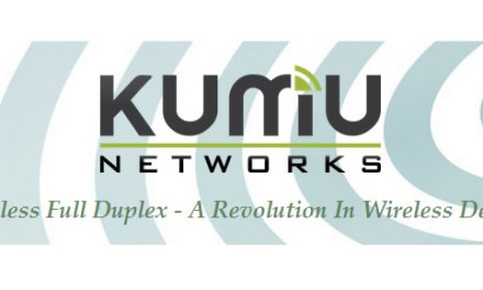 Kumu Networks: Se viene la revolucion full duplex en las redes WiFi