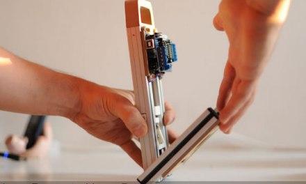 LumiFold: Impresoras 3D para transportar fácilmente