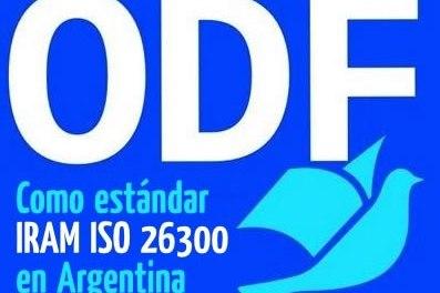 Pedido para adoptar  ODF como estándar argentino para documentos de oficina [ARG]