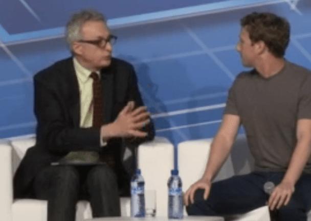 Zuckerberg 2Mobile World Live Stream