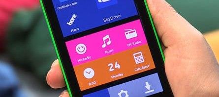 Finalmente Nokia presentó sus teléfonos con sistema operativo Android #MWC2014
