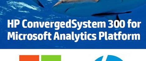 #HPConvergedSystem 300: Empresas listas para aprovechar #BigData y ganar $ con Microsoft Analytics