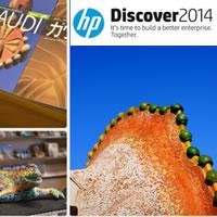 Geeksroom estará presente en #HPDiscover 2014, Barcelona  #HPIB