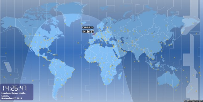 world-map-time-zone