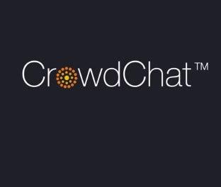 CrowdChat: ¿Organizas un evento/congreso? Centraliza comunicaciones y #HashTags en una única plataforma
