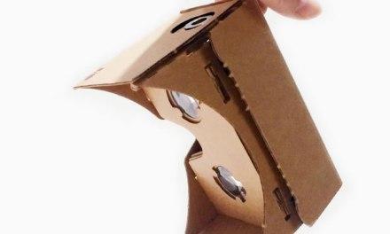 Google Cardboard y las Instrucciones para fabricar tu propio dispositivo de realidad virtual