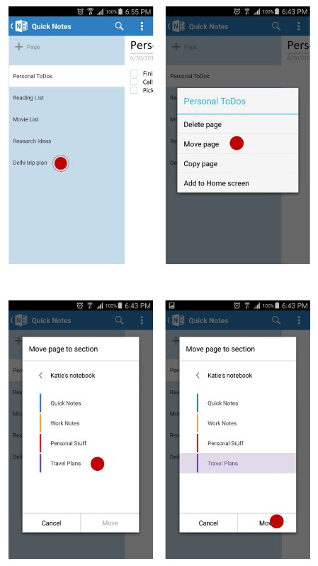 android-onenote