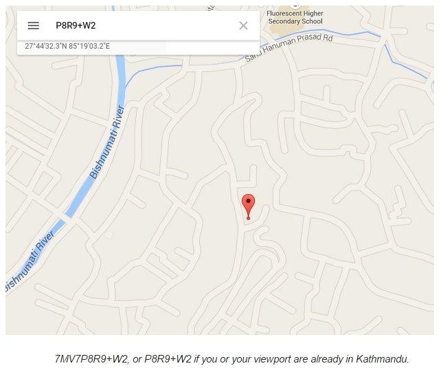 google-plus-codes-katmandu